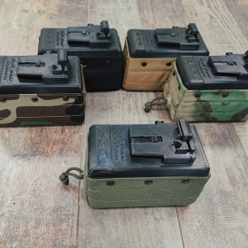 KIT Box Magazine m249 ( 2500rd )